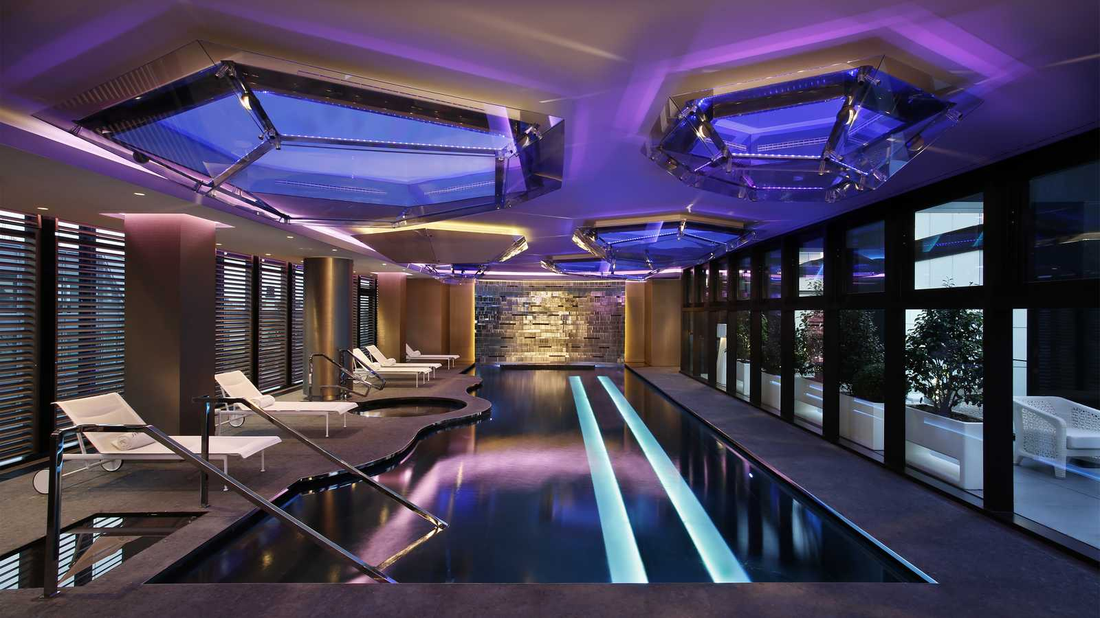 shiseido spa swimming pool excelsior hotel gallia